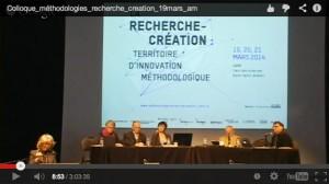 Colloque_RechCrea2014_youtube
